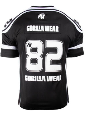 تی-شرت-اتلت-82-Athlete-Gorilla-Wear-–-مشکی-سفید-2